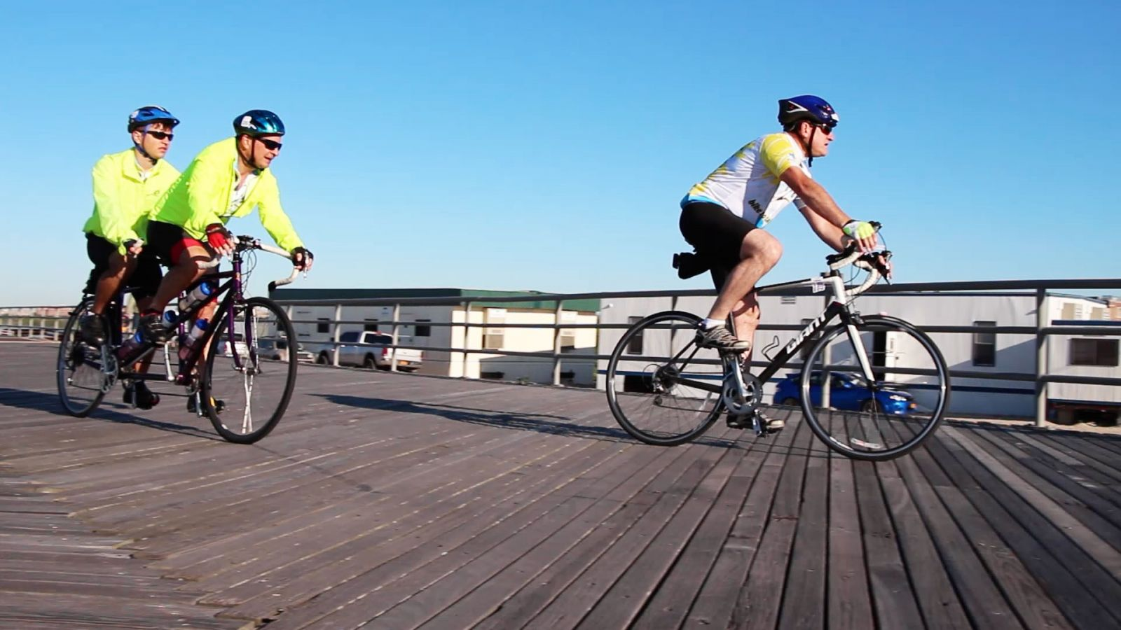 Bike to the Beach NY: Team Talisen becomes top fundraising team by more than 50%